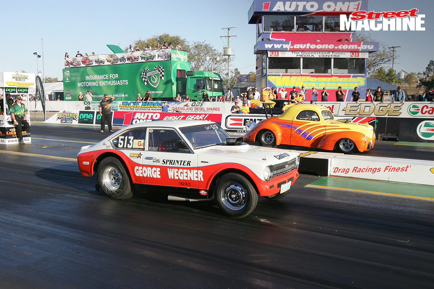 Willowbank Raceway Drags