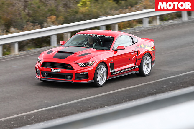 Roush R627 top