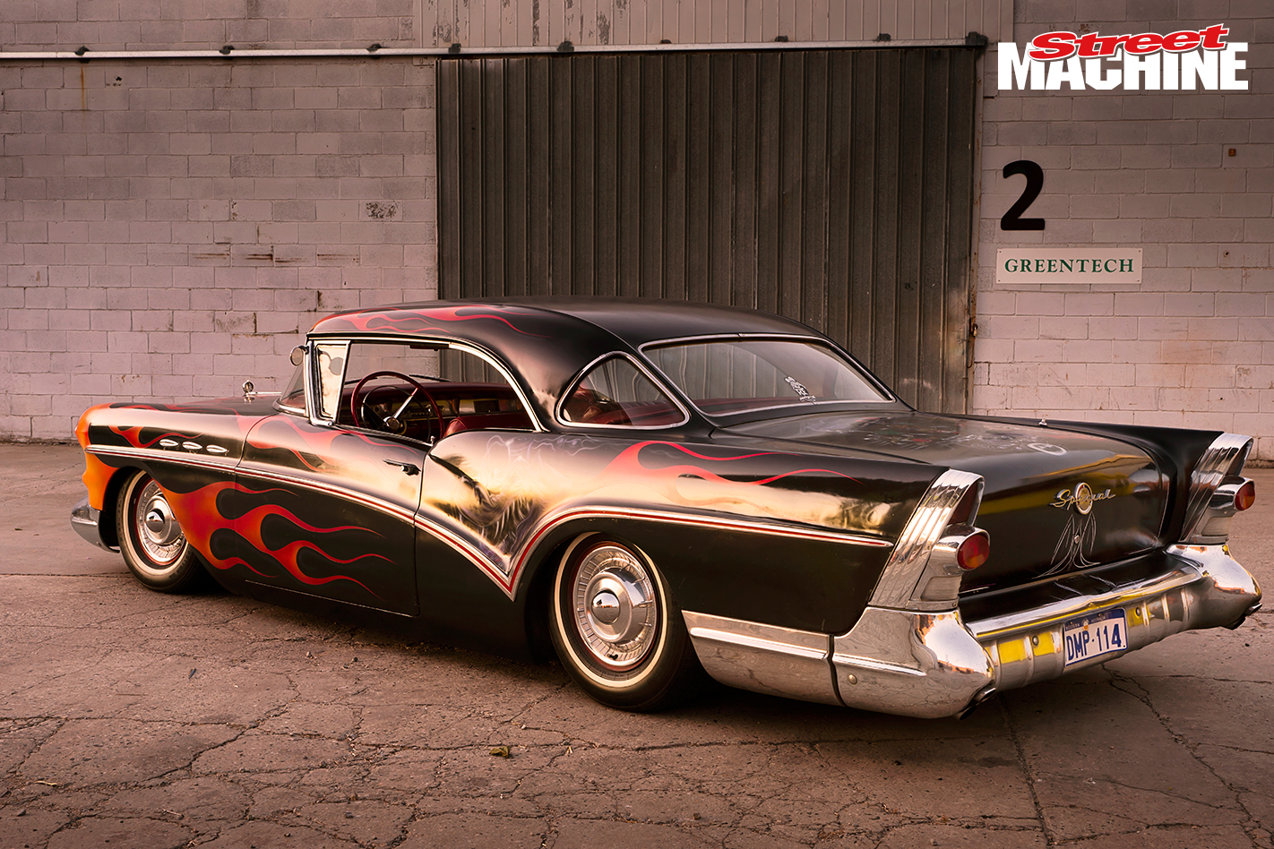 57 Buick Special Custom 2