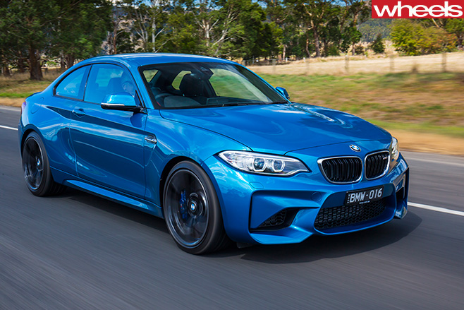 M 2-race -tassie -driving -front