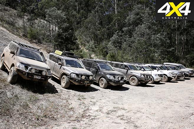 Nissan patrol social group