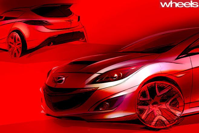 Mazda 3-MPS