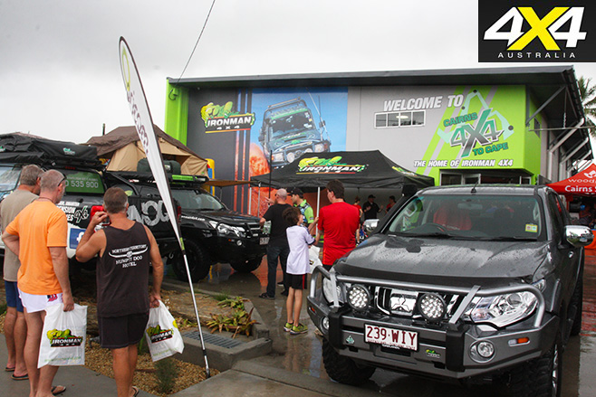 Cairns to Cape 4x4 Grand Opening