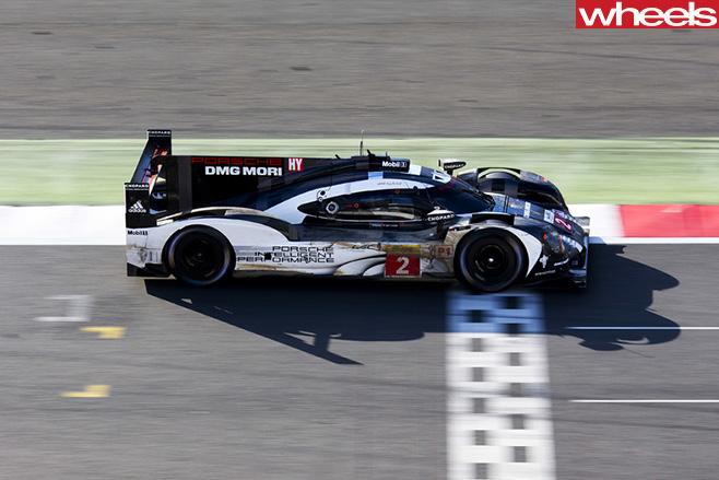 Porsche -winner