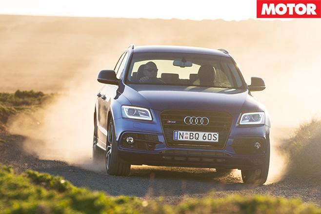 2017-Audi SQ5 Plus review front