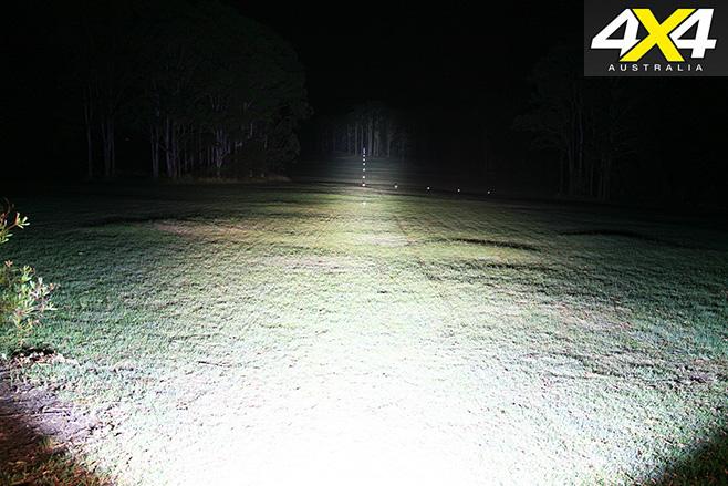 Xray -vision -single -bar -beam