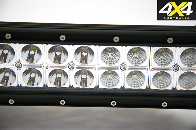 Led light bars comparison led light bars aloadofball Image collections
