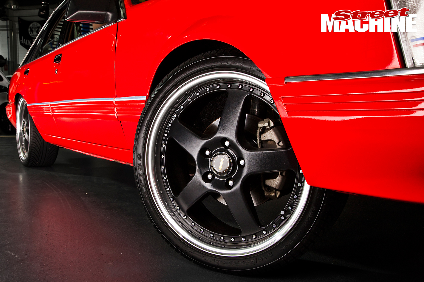 Holden -VK-wheels