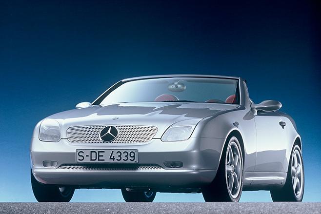 Mercedes -SLK