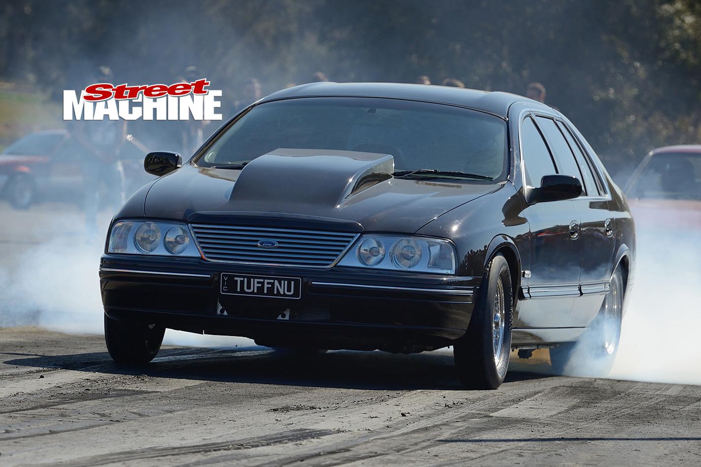 Ford -Fairlane -TUFFNU-drag