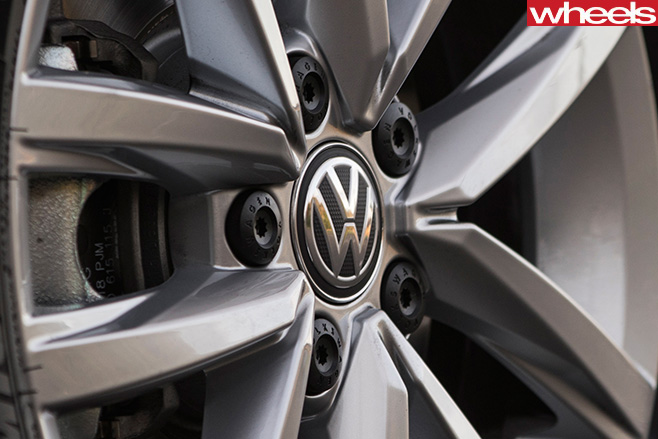 Volkswagen -wheel
