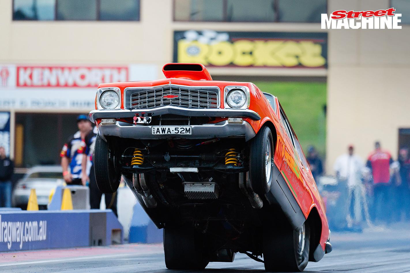 Holden LJ Torana Wheel Stand