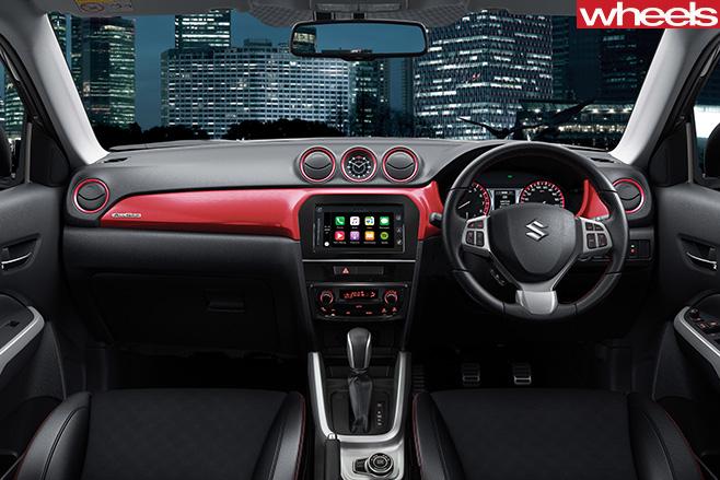 Suzuki -Vitara -S-interior