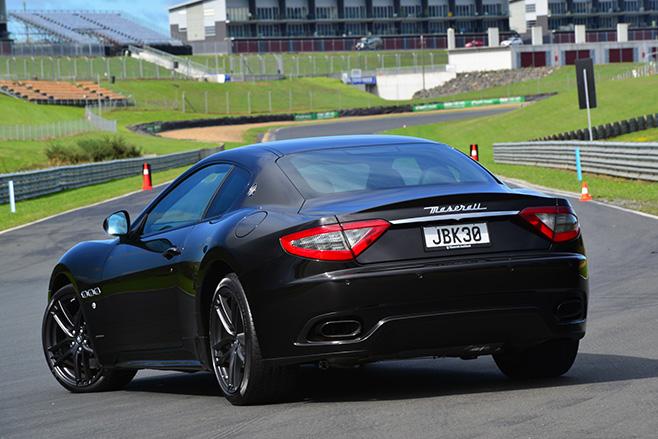 Maserati GT Sportline rear