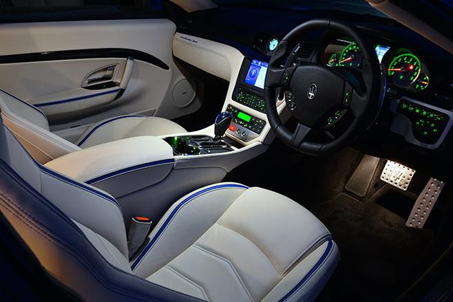 Maserati GT Sportline interior