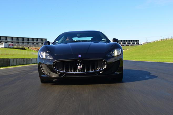 Maserati GT Sportline front