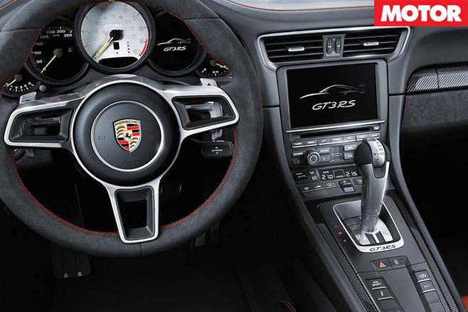 Porsche 911 cayman pdk