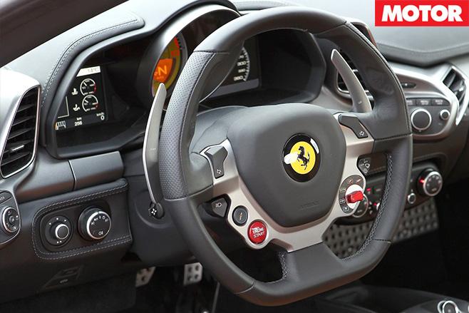 Ferrari 458 Italia Spyder Speciale