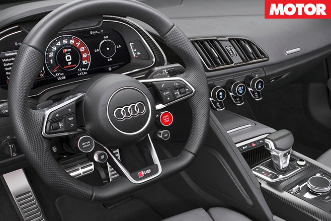 Audi R8 S tronic