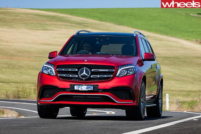 Mercedes -Benz -GLS-front