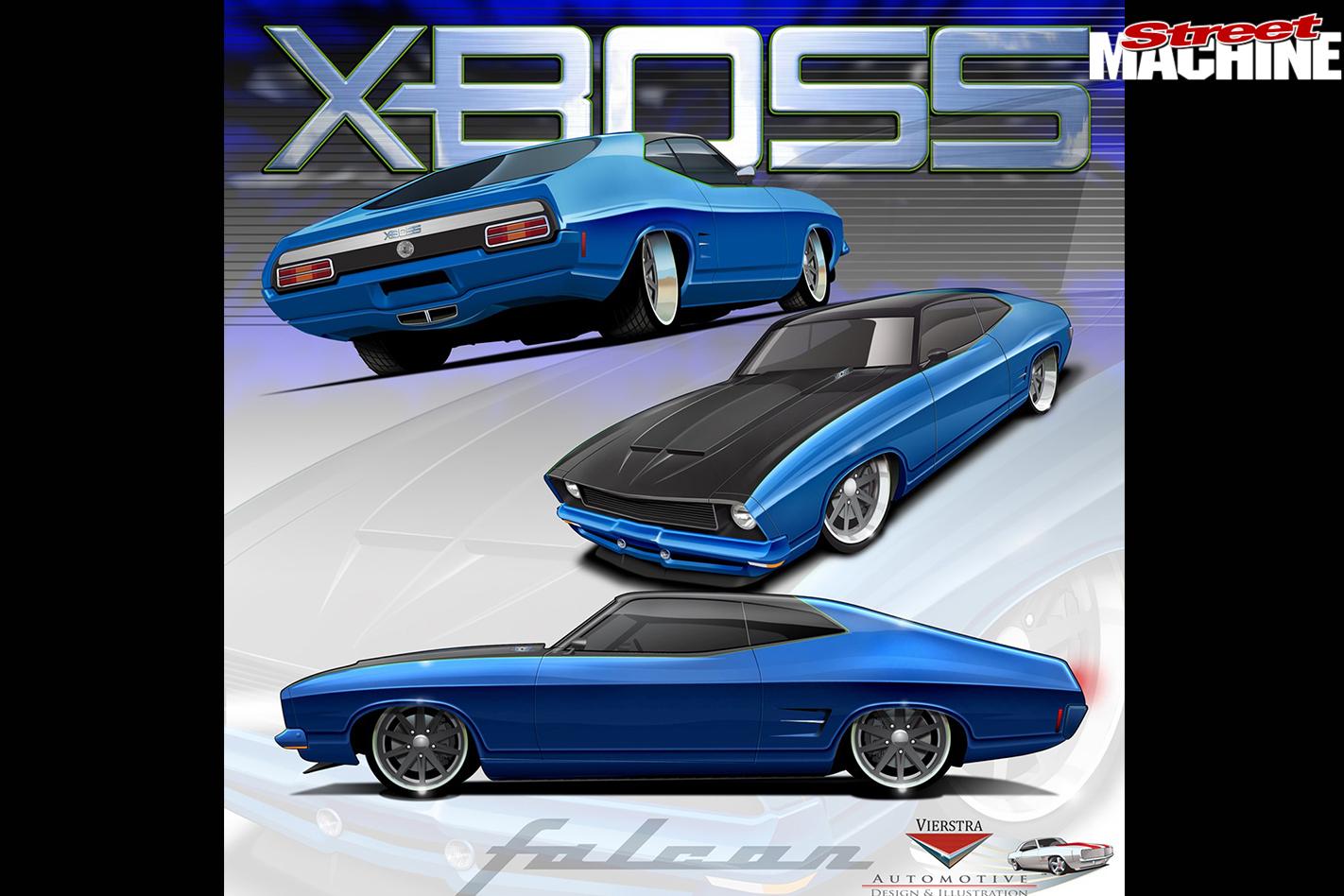 XBOSS-Falcon -00