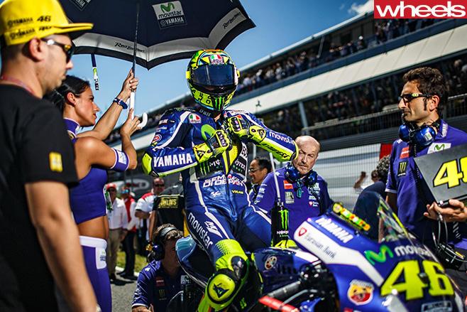Motogp -Valentino -Rossi -ready -to -race