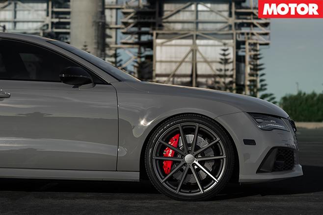 Audi native