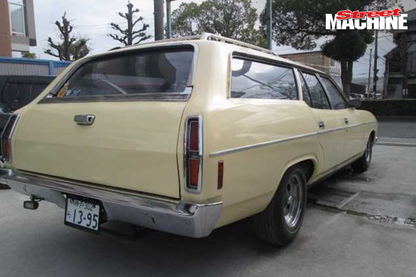 Ford XC Falcon Wagon 2 Nw