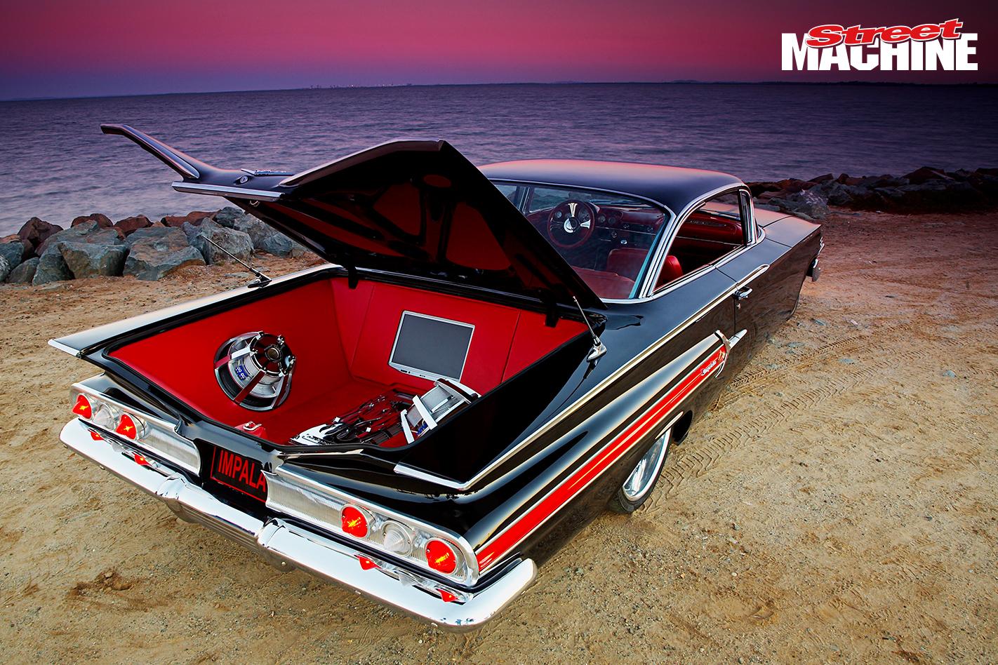 60 Impala Bubble Top Coupe Custom 1