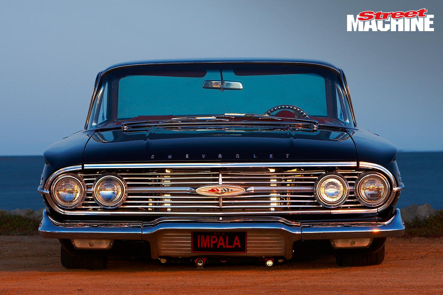 60 Impala Bubble Top Coupe Custom 2