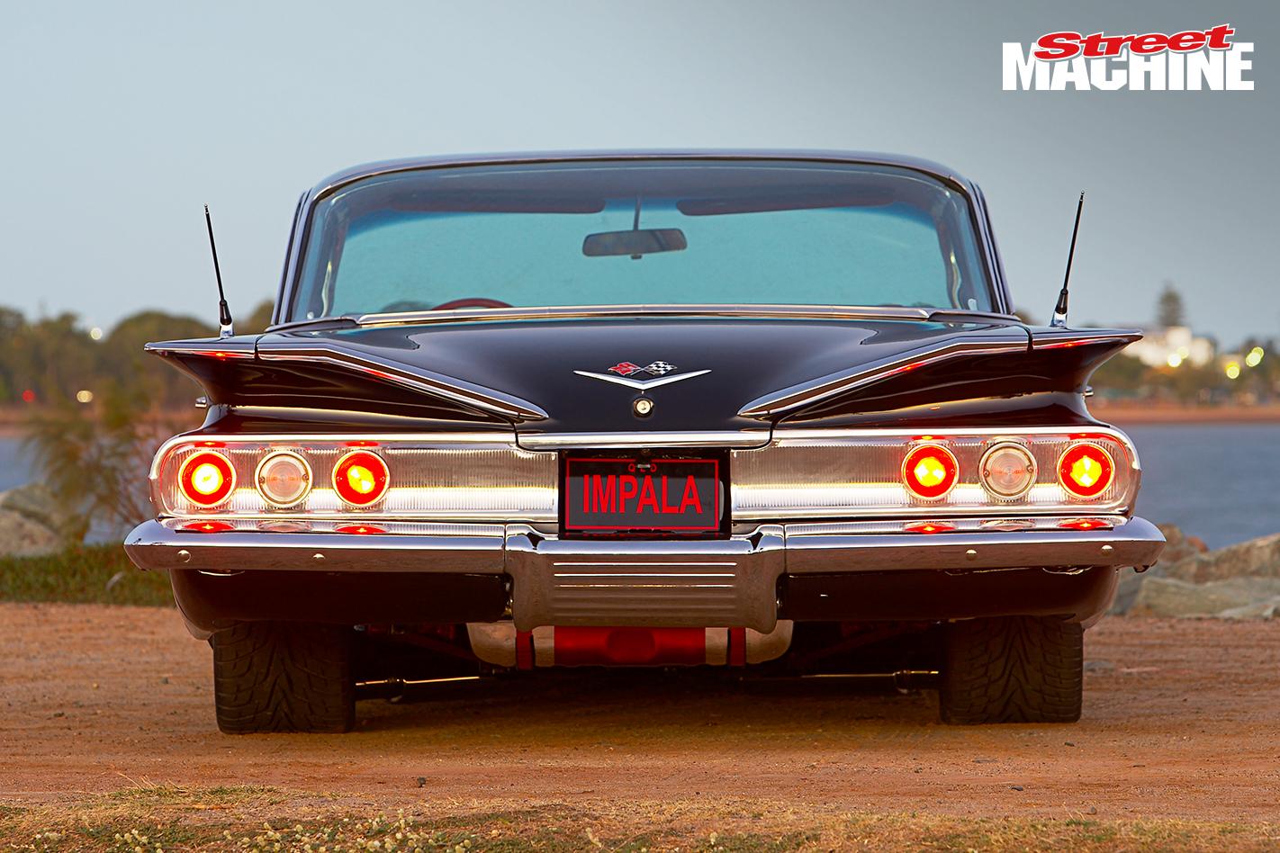60 Impala Bubble Top Coupe Custom 3