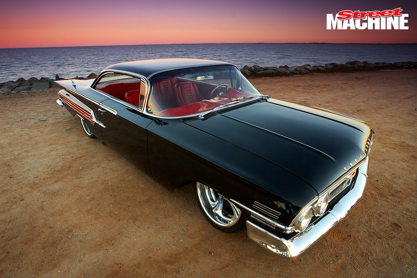 60 Impala Bubble Top Coupe Custom 7