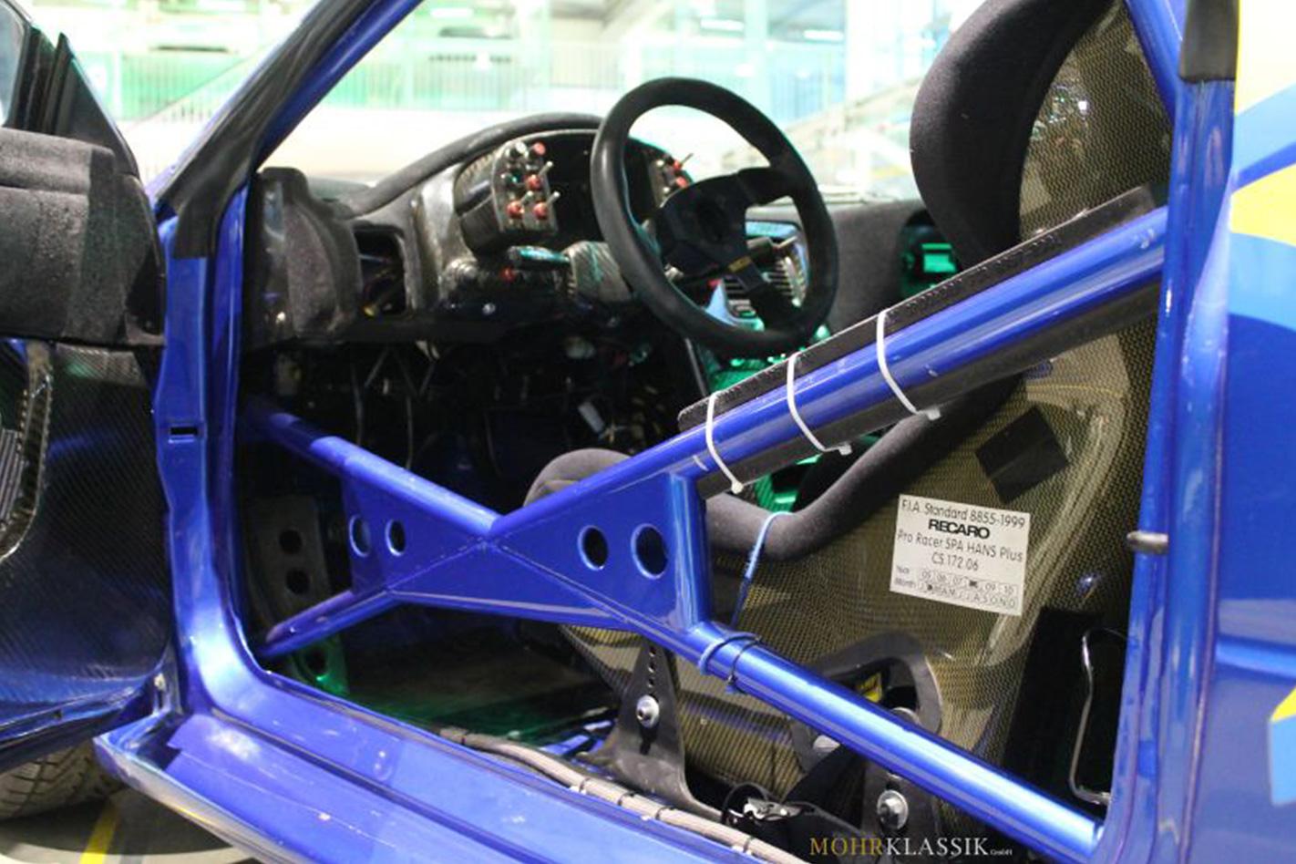 McRaes 1997 Subaru Impreza WRC for sale