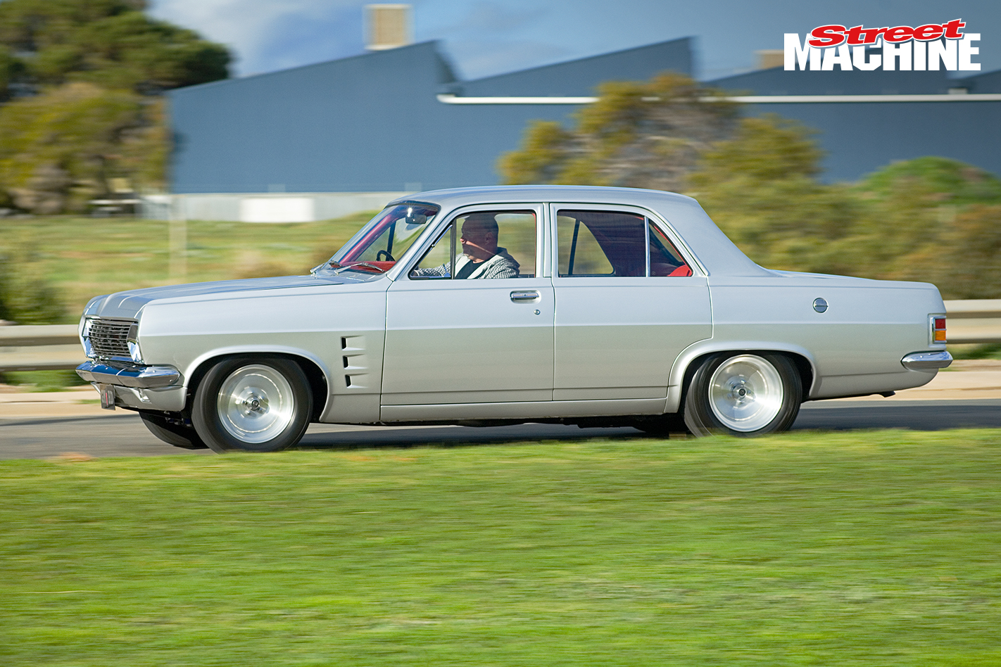 HD Holden Sedan 350 Chev 10