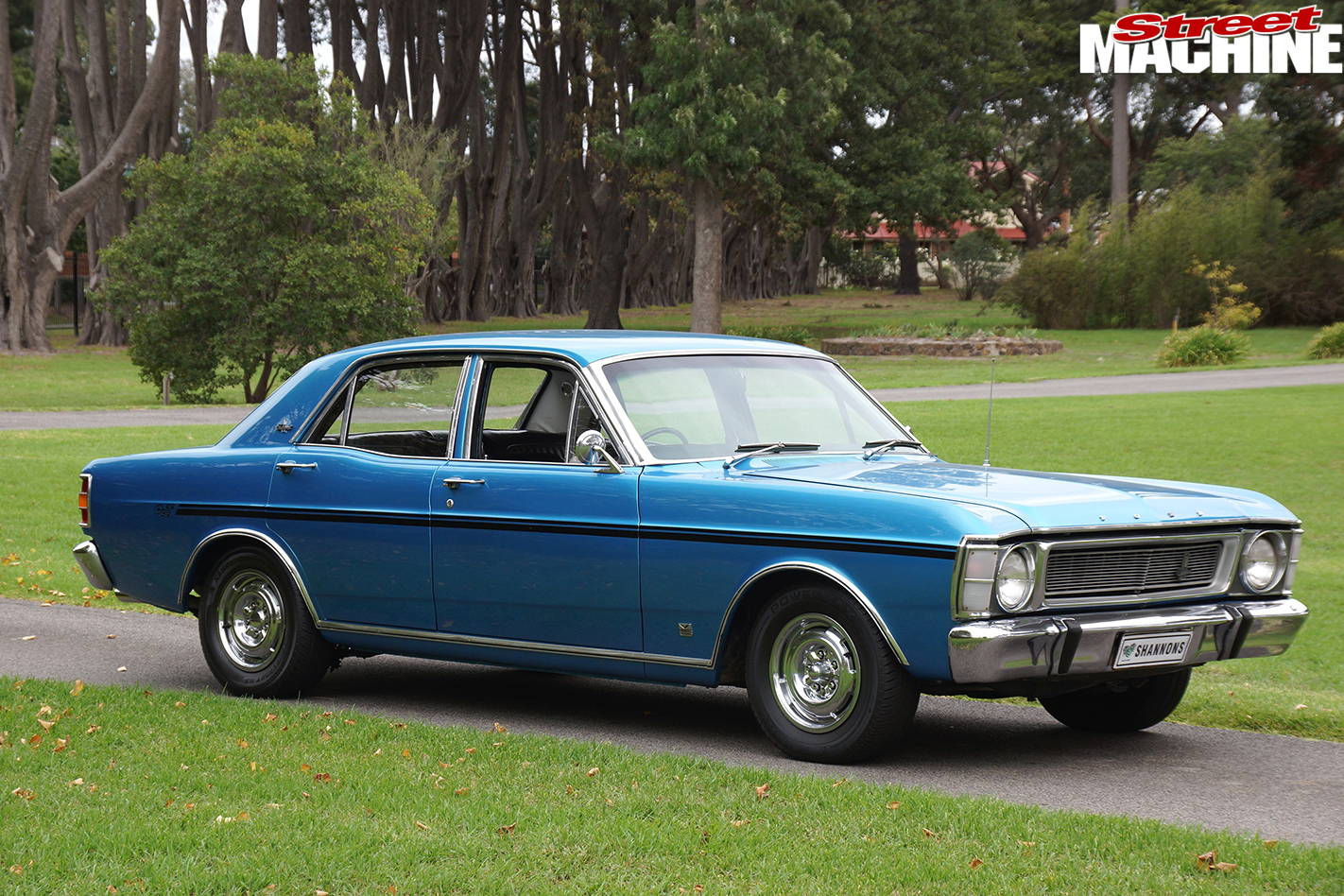 Ford -XW-Fairmont -1422