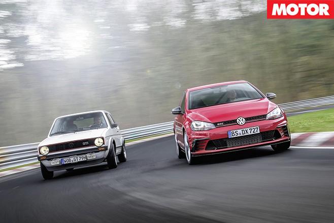 Volkswagen gti vs volkswagen gti