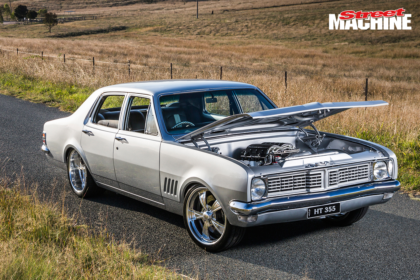 HT Holden Sedan 427 Supercharged