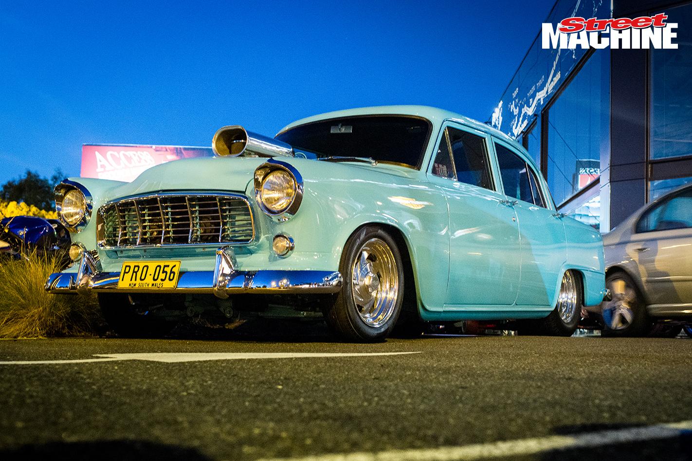 1956 Holden Sedan