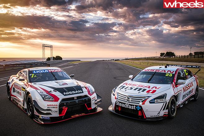 2016-Nissan -Nismo -race -cars