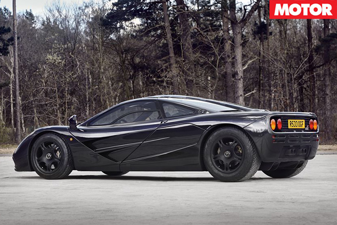 Unicorn McLaren F1 for sale side