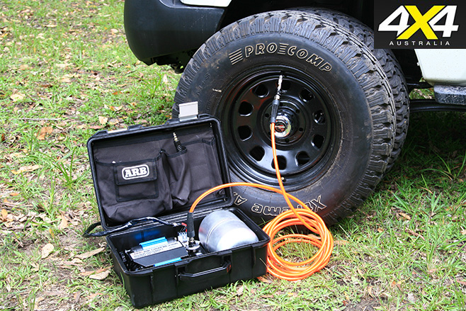 ARB CKMTP12 TWIN PORTABLE COMPRESSOR 2