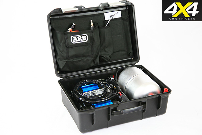 ARB CKMTP12 TWIN PORTABLE COMPRESSOR 1