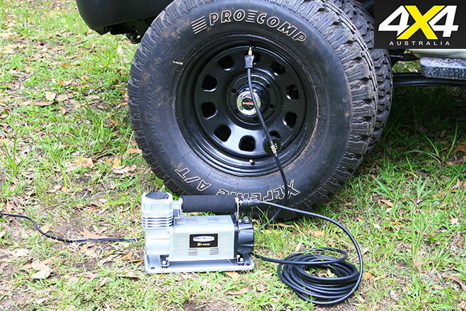 12-Volt Air Compressor Comparison | 4x4 Australia