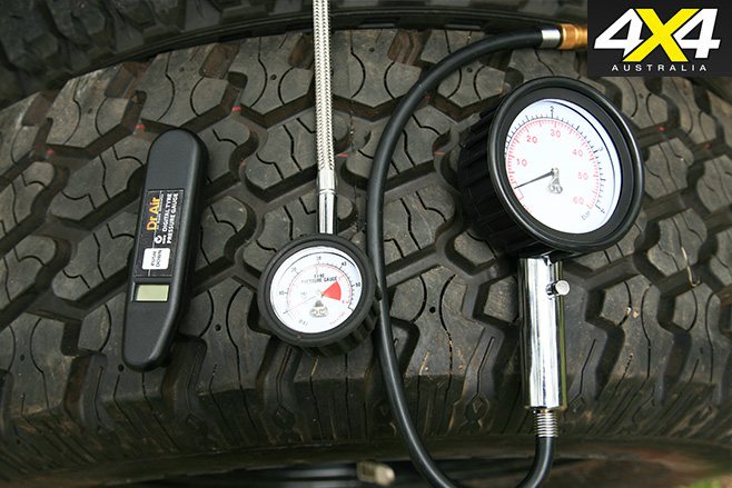 Air compressors tyre