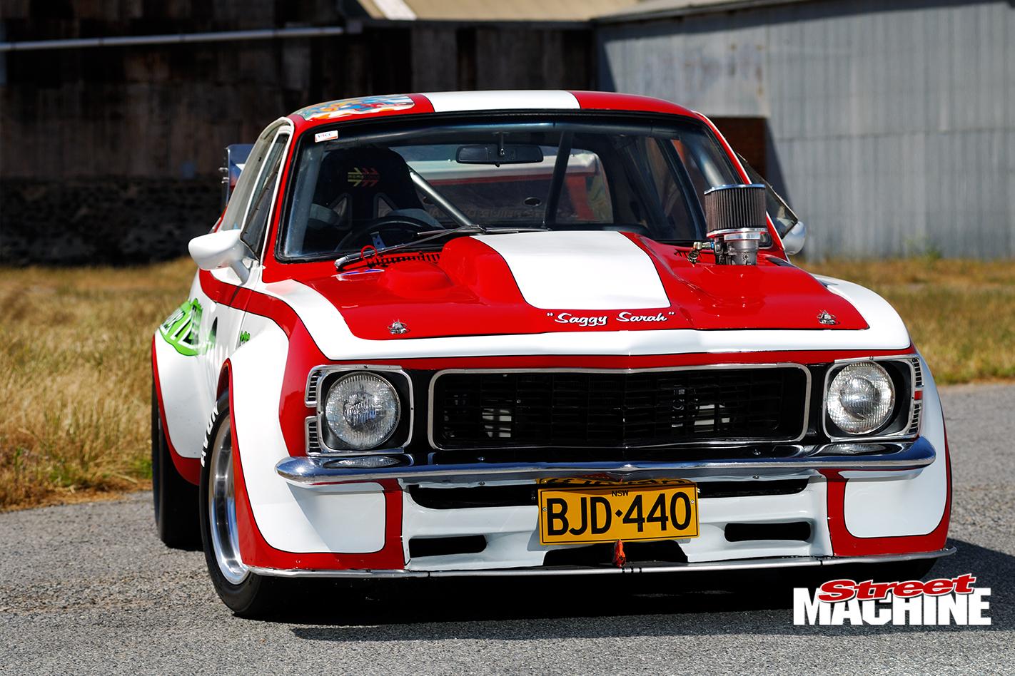 Holden -Torana -XU1-Saggy -Sarah -front