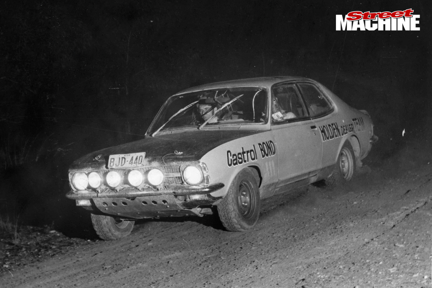 Holden -Torana -XU1-Saggy -Sarah -rally