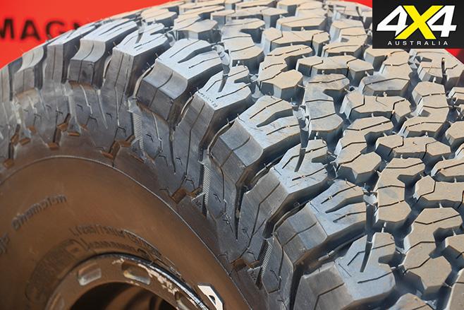 Bfgoodrich All Terrain K02 Tyres Product Test