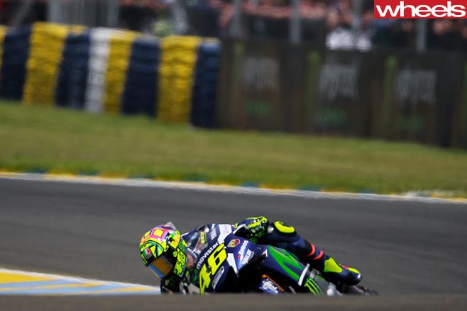 Rossi -Moto Gp