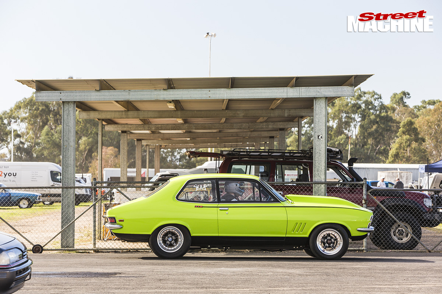 Holden -Powered -Nationals -Torana -5711