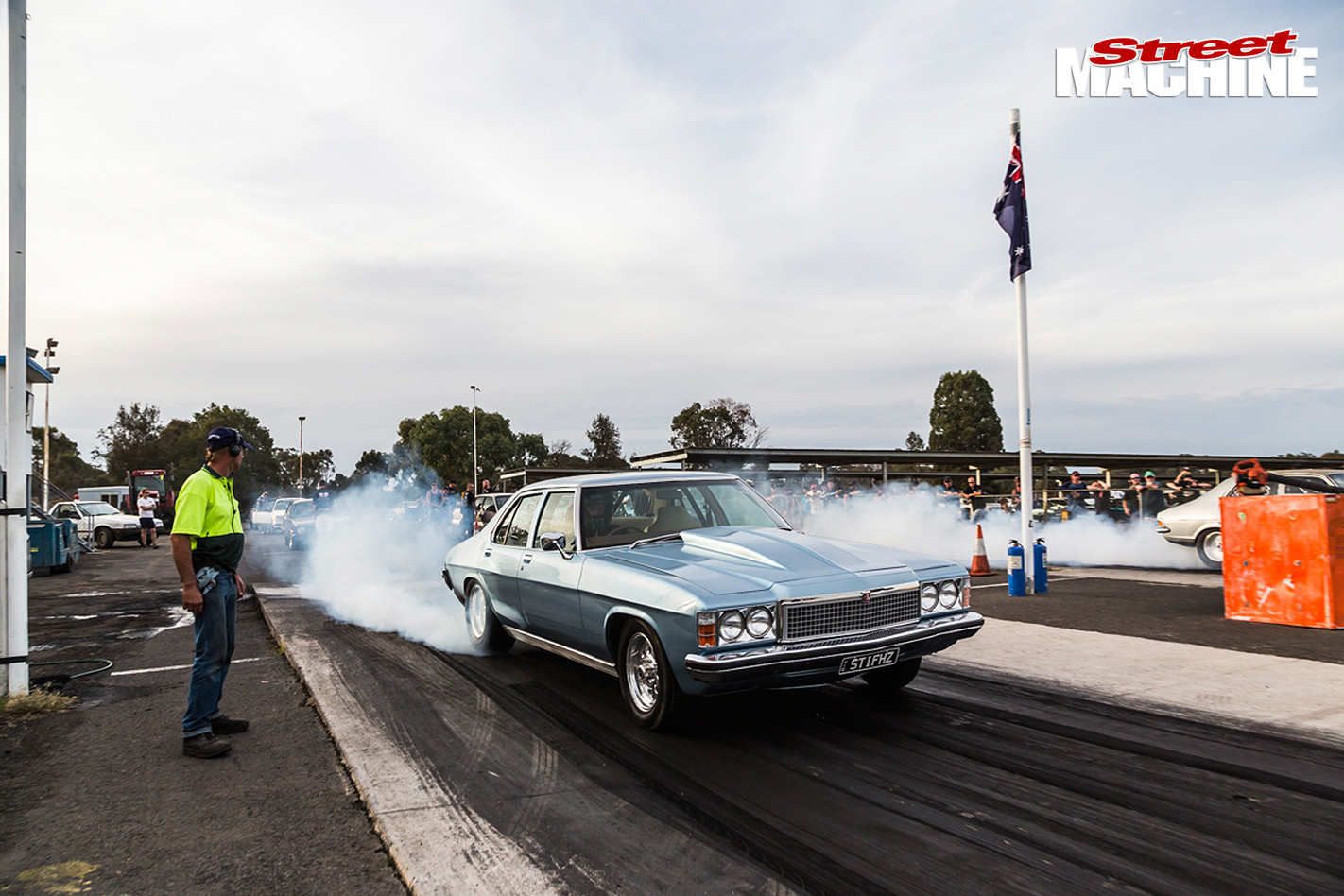 Holden -Powered -Nationals -Drag -6418